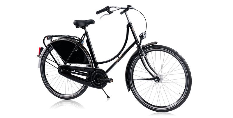 retro bedstemor cykel