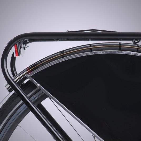 Rear Pannier Rack